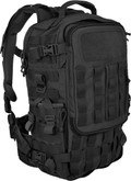 Hazard 4 Second Front Rotatable Backpack Black