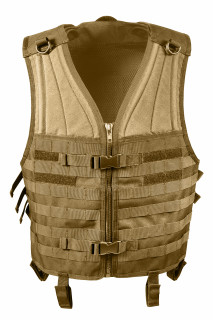 7638656d562 Rothco MOLLE Modular Vest - Tactical Asia - Philippines