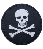 Tru-Spec Jolly Roger Morale Patch
