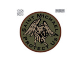 Mil-Spec Monkey Saint Michael Patch