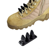 Fury Tactical Kuba-Kickz Self-Defense Device Black
