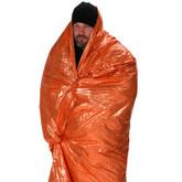 NDuR Emergency Survival Blanket Orange / Silver