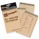 Snugpak All Weather Notebook Tan LG