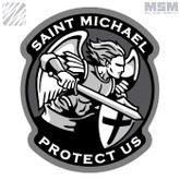 Mil-Spec Monkey Saint Michael Modern Patch