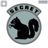 Mil-Spec Monkey Secret Squirrel PVC Patch
