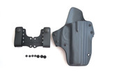 Blade-Tech Eclipse Outside the Waistband Holster with IWB Adapters