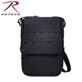 Rothco MOLLE Tactical Tech Bag Black