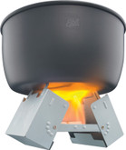 Esbit Folding Pocket Stove Large with 12 Fuel Tablets
