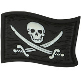 Maxpedition Jolly Roger Patch