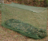Snugpak Jungle Mosquito Net Single Olive Green