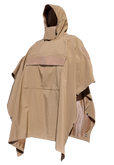 Hazard 4 Poncho Villa Technical Soft-Shell Poncho Coyote