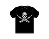 Mil-Spec Monkey PirateSkull T-Shirt