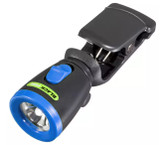 Blackfire Clamplight Mini Flashlight Blue