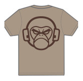 Mil-Spec Monkey MSM Logo T-Shirt