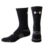Under Armour UA HeatGear Trainer Crew 3-Pack Black MD