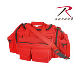 Rothco Emergency Medical Technician EMT Bag Red