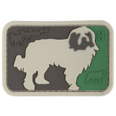 Maxpedition Major Legue Sheepdog Patch