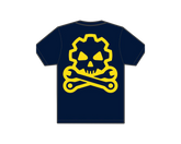 Mil-Spec Monkey Death Mechanic T-Shirt Navy SM