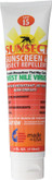 Sunsect Sunscreen and Insect Repellent 4oz