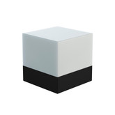 Enevu CUBE Personal LED Light Black