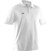 Under Armour Men's UA Performance Team Polo White SM