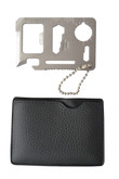 11-in-1 Credit Card Size Survival Pocket Tool
