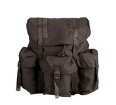 Rothco GI Type Heavyweight Mini Alice Pack Black