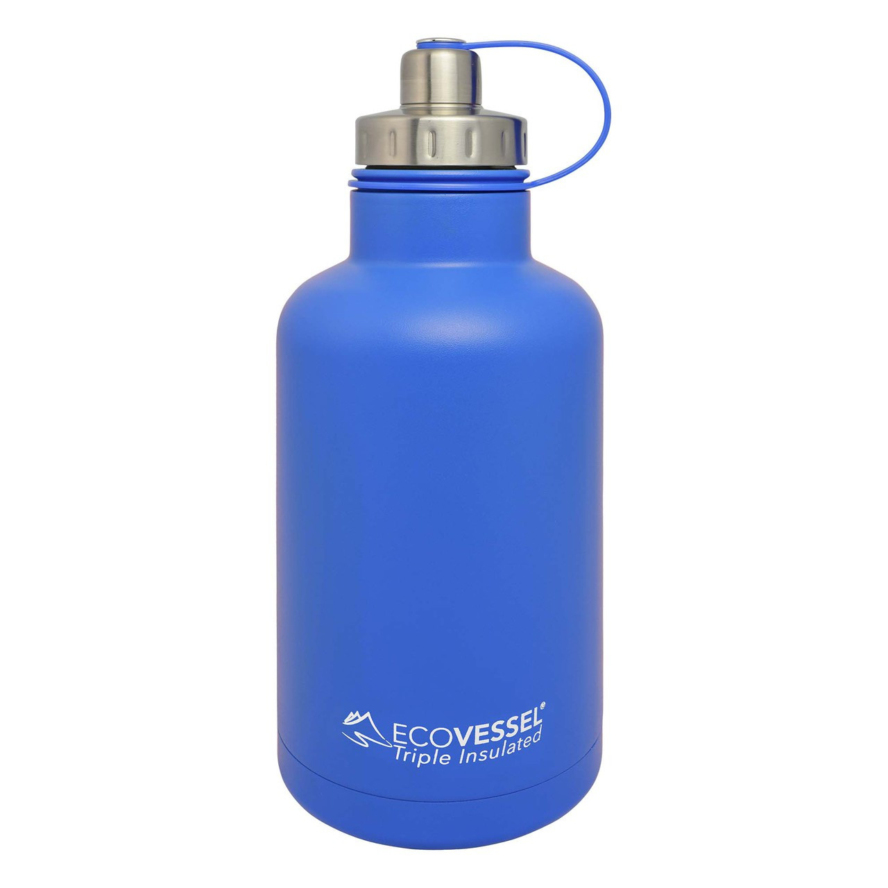 Eco Vessel Boss Triple Insulated Stainless Steel Growler