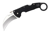 Cold Steel Tiger Claw Carpenter CTS XHP Alloy Folding Knife Plain Edge
