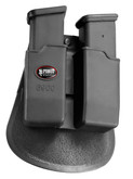 Fobus 6900 Double Magazine Pouch Glock Magazines