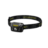 Nitecore NU30 400 Lumen Black Rechargeable Headlamp