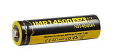 Nitecore IMR14500 Rechargeable Battery