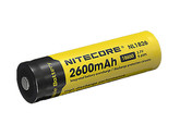 Nitecore 18650 Rechargeable Battery 2600 mAh