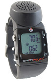 Double Alpha Shotmaxx 2 Watch Timer White Display