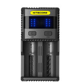 Nitecore SC2 Superb 3A Speedy Charger