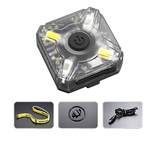 Nitecore NU05 Kit 35 Lumens Rechargeable Headlamp
