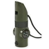 NDuR 7-in-1 Survival Whistle (Defective Compass)