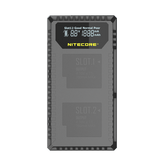 Nitecore UGP5 Dual Slot Digital Charger for GoPro5
