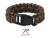 Rothco Deluxe Paracord Bracelet - Closeout