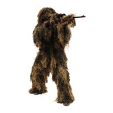 Red Rock Outdoor Gear 5-Piece Adult Ghillie Suit Woodland Medium/Large