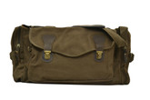 Rothco Canvas Long Weekend Bag Earth Brown