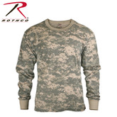 Rothco Long Sleeve T-Shirt ACU Digital Camo