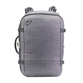 Pacsafe Vibe 40 Anti-Theft 40L Carry-On Backpack Granite Melange