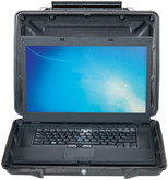 Pelican 1095CC HardBack Laptop Case Black