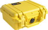 Pelican 1200 Protector Case Yellow