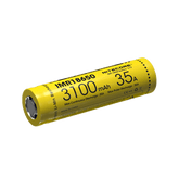 Nitecore IMR18650 3100 mAh 35A Battery