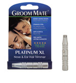 Groom Mate Platinum XL Nose & Ear Trimmer