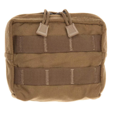 TacShield Compact Gear Belt Pouch Coyote
