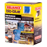 Reliance Products Bio-Blue Toilet Deodorant (12 Pouches)