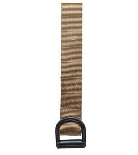 "5.11 Tactical Trainer Belt 1.5"" made from  ultra strong nylon material with triple stitch reinforcement for extensive durability"